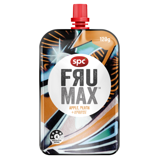SPC Frumax Apple, Peach & Apricot 120g
