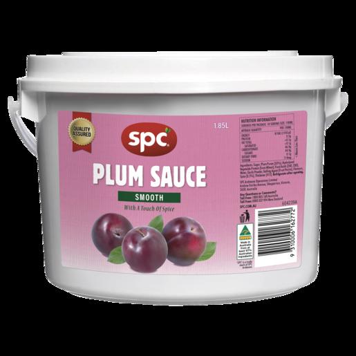 SPC Plum Sauce Smooth 1.85L