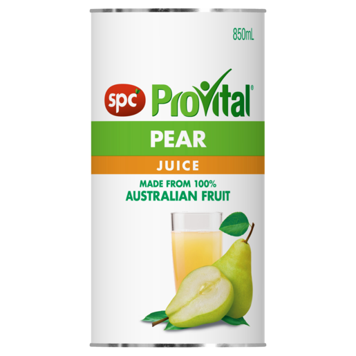 SPC ProVital Pear Juice 850mL