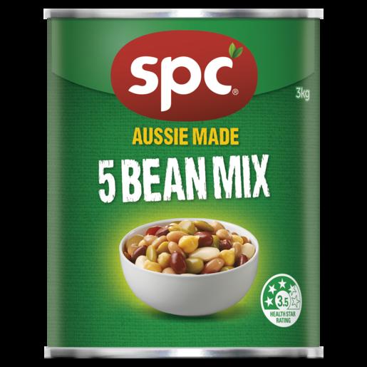 SPC 5 Bean Mix 3kg