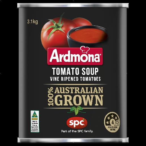 Ardmona Tomato Soup Vine Ripened Tomatoes 3.1kg