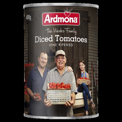 Ardmona Diced Tomatoes 400g