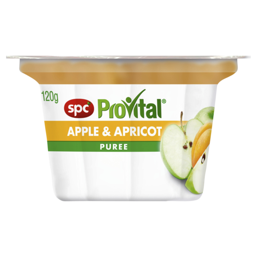 SPC ProVital Apple & Apricot Puree 120g