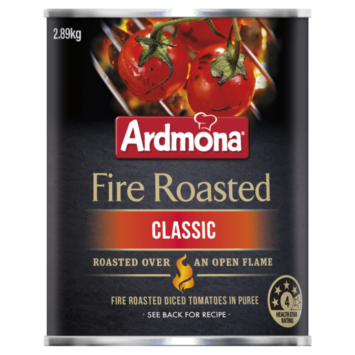 Ardmona Fire Roasted Classic 2.89kg