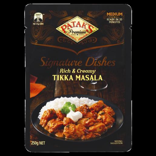 Patak's Premium Signature Dishes Tikka Masala 250g