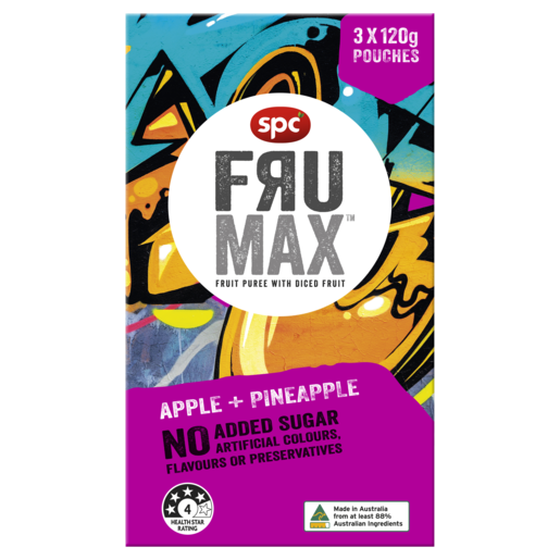 SPC Frumax Apple + Pineapple 3 x 120g