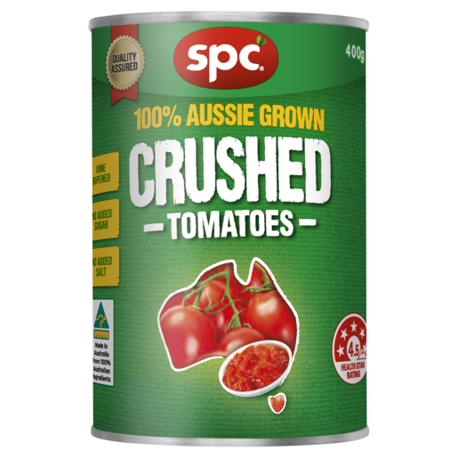 SPC Crushed Tomatoes 410g