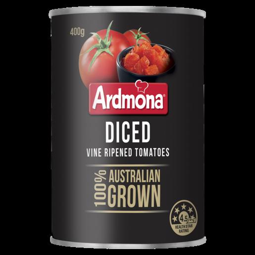Ardmona Diced Vine Ripened Tomatoes 400g