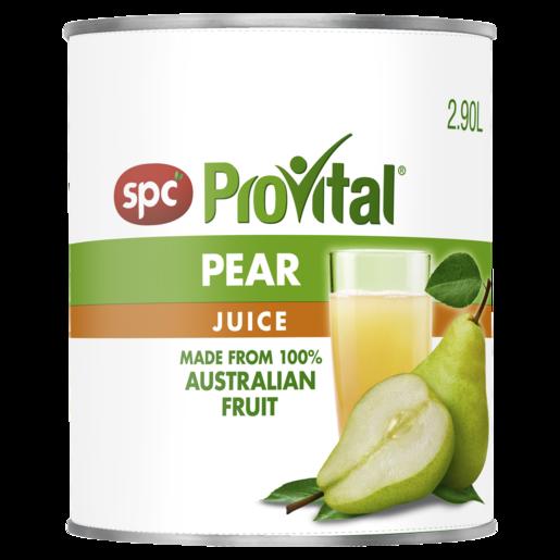 SPC ProVital Pear Juice 2.90L