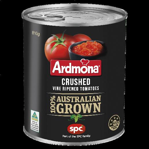 Ardmona Crushed Vine Ripened Tomatoes 810g