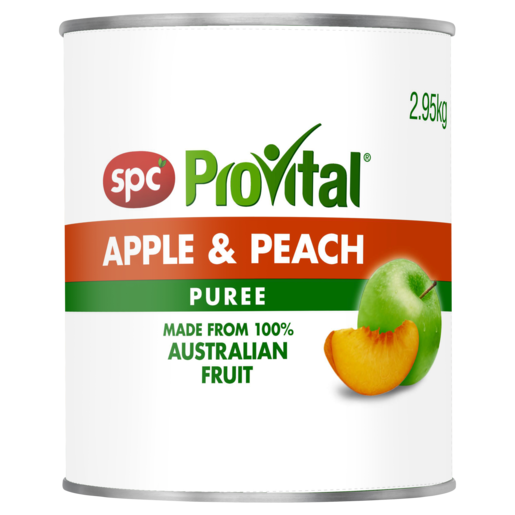SPC ProVital Apple & Peach Puree 2.95kg