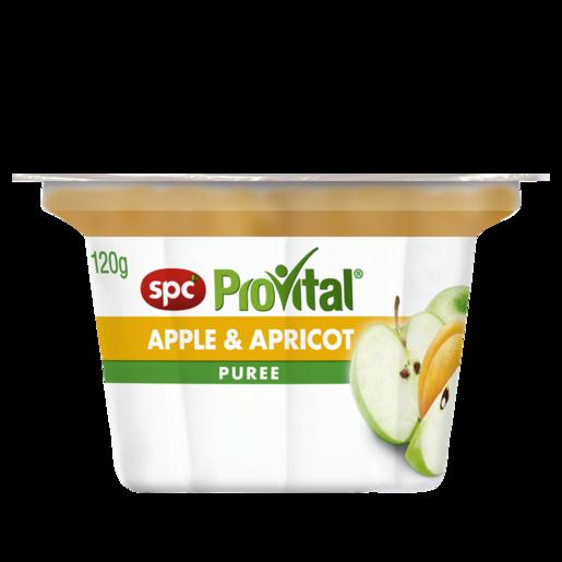 SPC ProVital Apple & Apricot Puree 120g