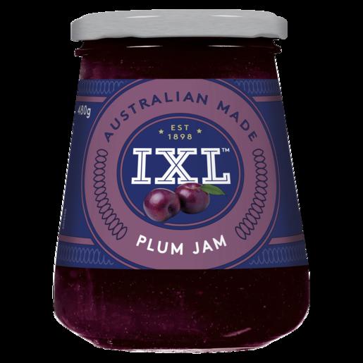 IXL Plum Jam 480g