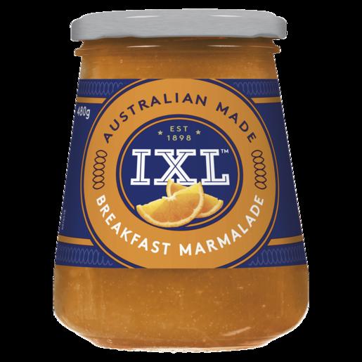 IXL Breakfast Marmalade 480g