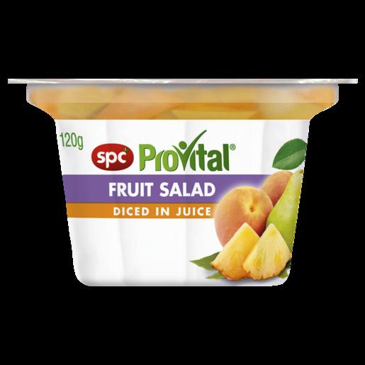SPC ProVital Fruit Salad Diced in Juice 120g