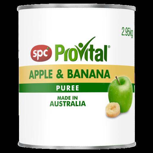 SPC ProVital Apple & Banana Puree 2.95kg