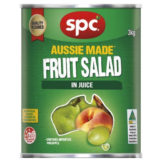 SPC Fruit Salad in Juice 3kg