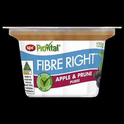 SPC ProVital Fibre Right Apple & Prune Puree 120g