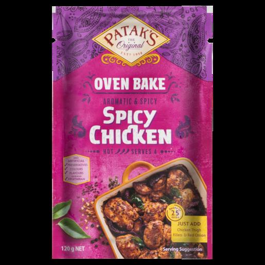 Patak's Oven Bake Spicy Chicken 120 g