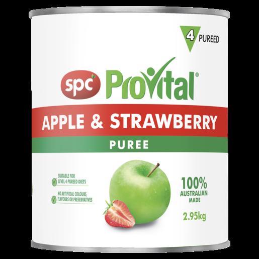 SPC ProVital Apple & Strawberry Puree 2.95kg