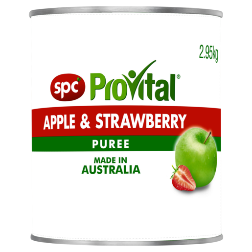 SPC ProVital Apple & Strawberry Puree 2.95kg
