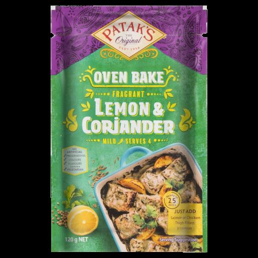 Patak's Oven Bake Lemon & Coriander 120 g
