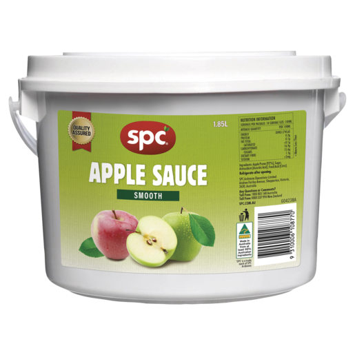 SPC Apple Sauce Smooth 1.85L