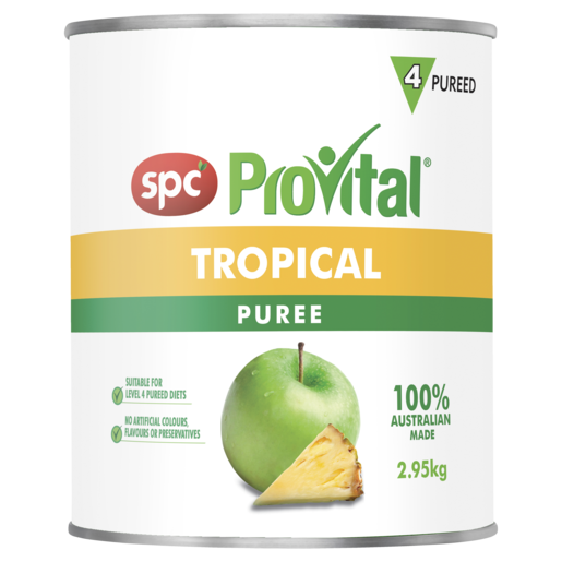 SPC ProVital Tropical Puree 2.95kg