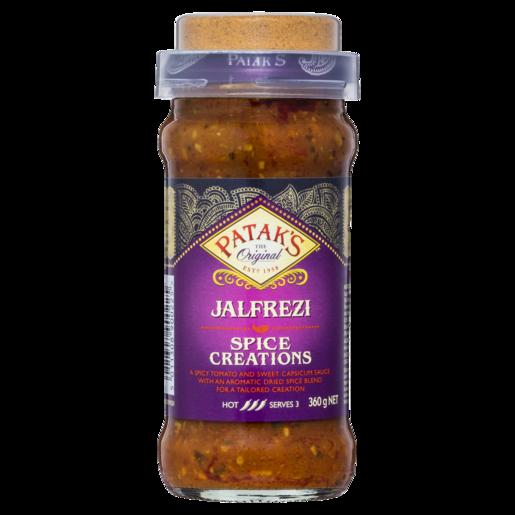 Patak's Spice Creations Jalfrezi 360g