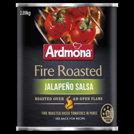 Ardmona Fire Roasted Jalapeno Salsa 2.89kg