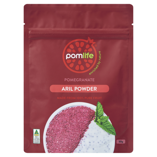 Pomlife Pomegranate Aril Powder 50g