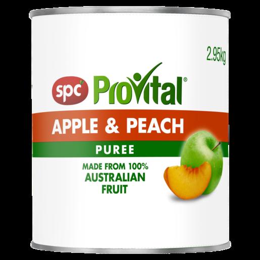 SPC ProVital Apple & Peach Puree 2.95kg