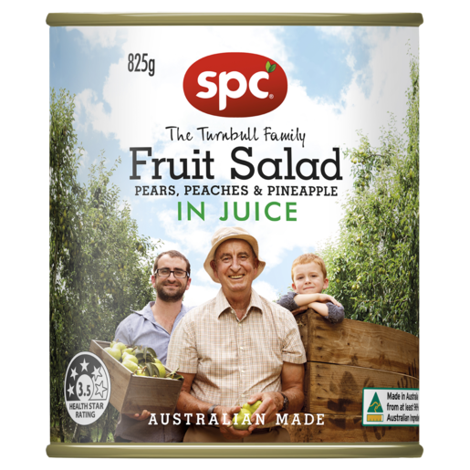 SPC Fruit Salad in Juice 825g