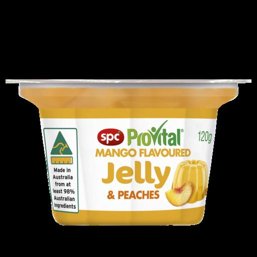 SPC ProVital Mango Jelly & Peaches 120g