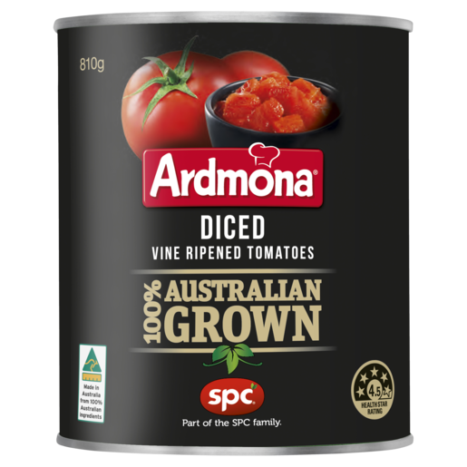 Ardmona Chopped Vine Ripened Tomatoes 810g