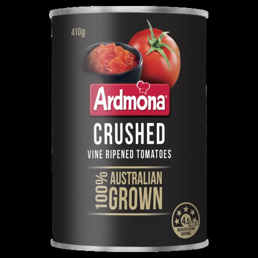 Ardmona Crushed Vine Ripened Tomatoes 410g