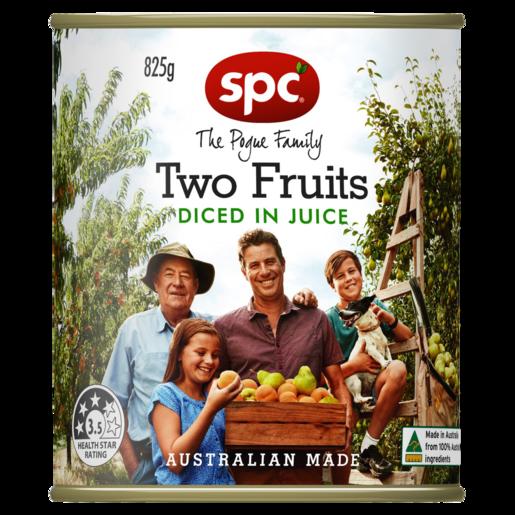 SPC Two Fruits in Juice 3kg