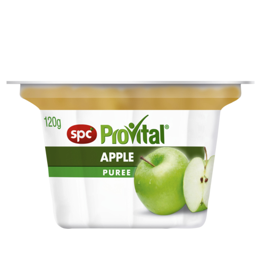 SPC ProVital Apple Puree 120g