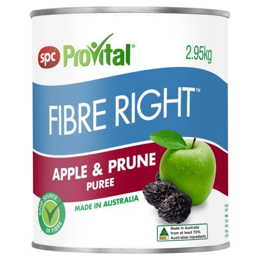SPC ProVital Fibre Right Apple & Prune Puree 2.95kg