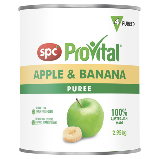 SPC ProVital Apple & Banana Puree 2.95kg
