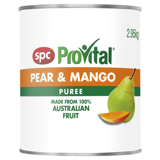 SPC ProVital Pear & Mango Puree 2.95kg