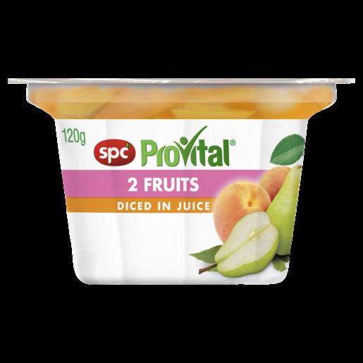 SPC ProVital 2 Fruits Diced in Juice 120g
