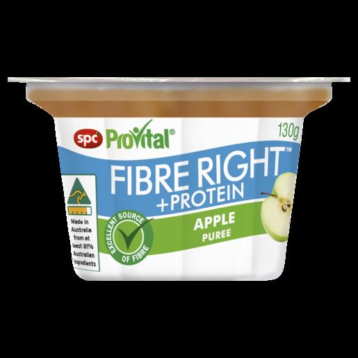 SPC ProVital Fibre Right + Protein Apple Puree 130g